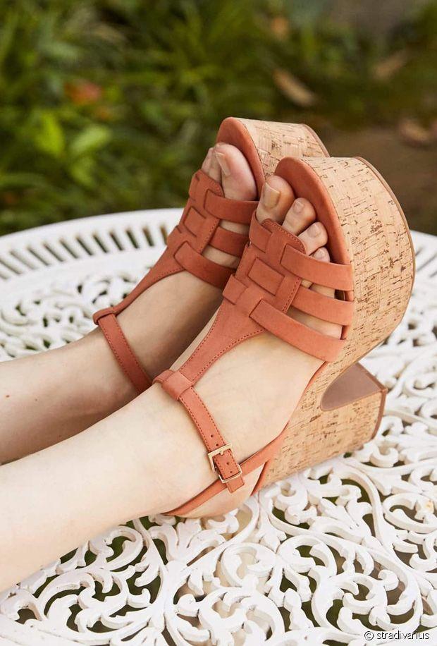 Sélection de sandales à semelles en liège pour l'été 2020