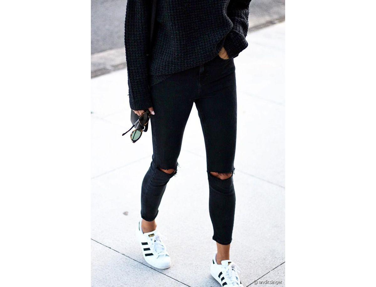 no sale tax wholesale price best sneakers Superstar d'Adidas : 1 paire de baskets, 3 idées de looks ...