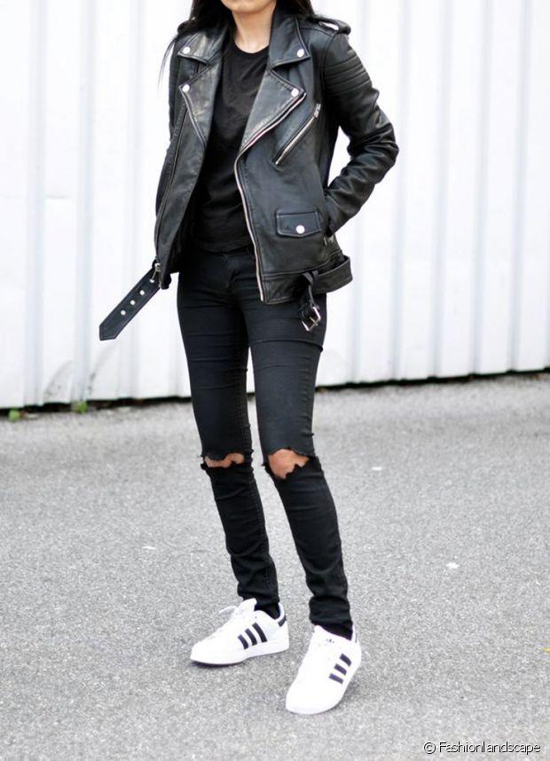 Superstar du0026#39;Adidas  Une paire trois looks