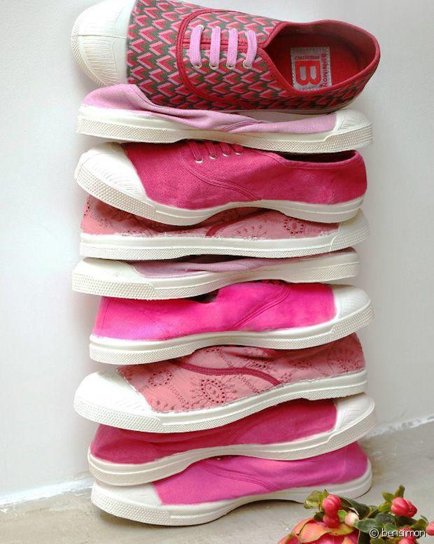 Sélection de chaussures vitaminées à moins de 45€