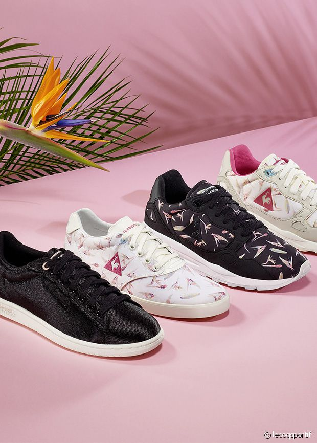 Le Coq Sportif Birds of Paradise