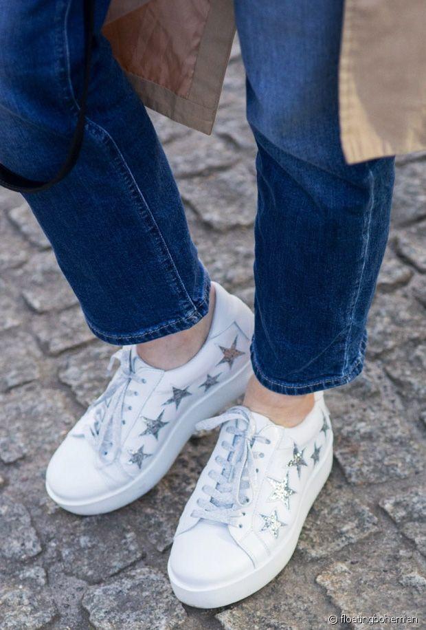 Les chaussures à étoiles : le hit de la saison