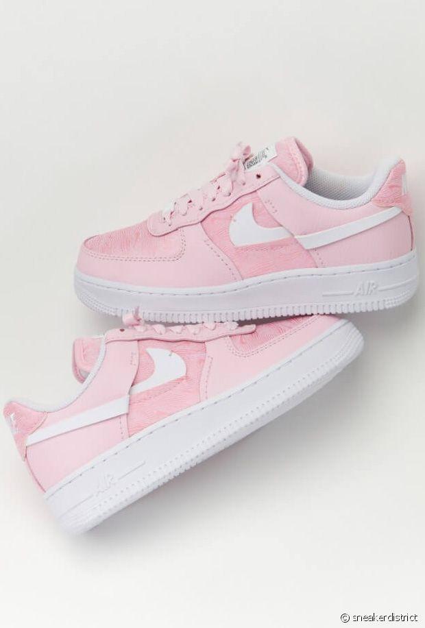 Les baskets rose pastel à ne pas louper ce printemps-été 2021