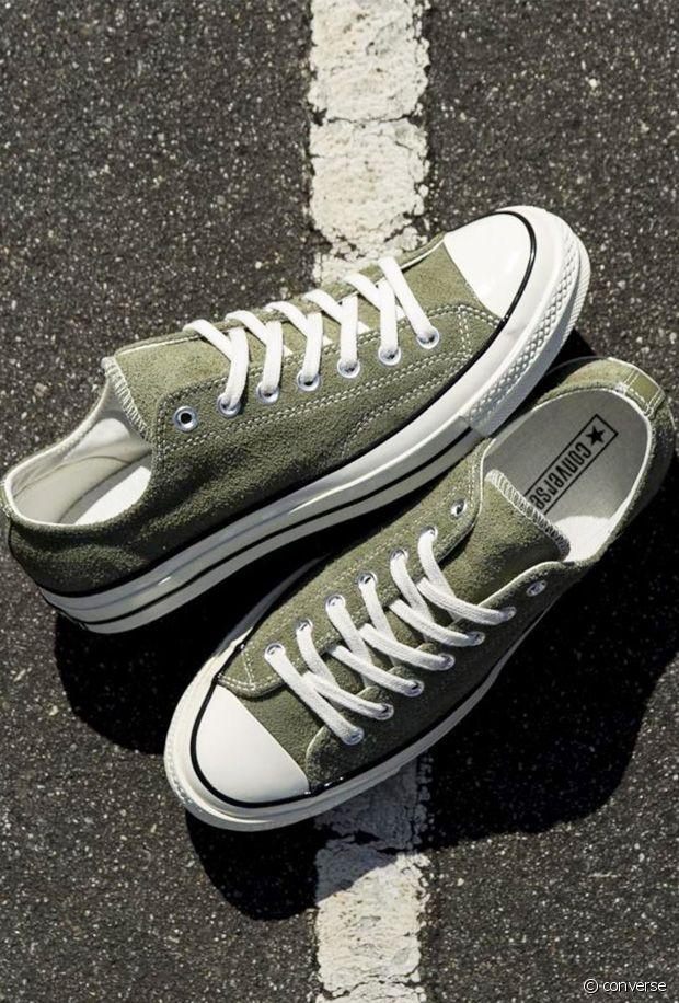 Comment porter des chaussures kaki ?