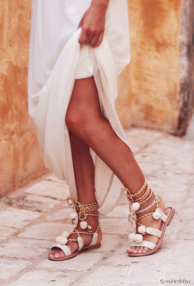 Sandales Colorées Bon Sélection Qui Fleurent L'été De oeEBWCxQrd