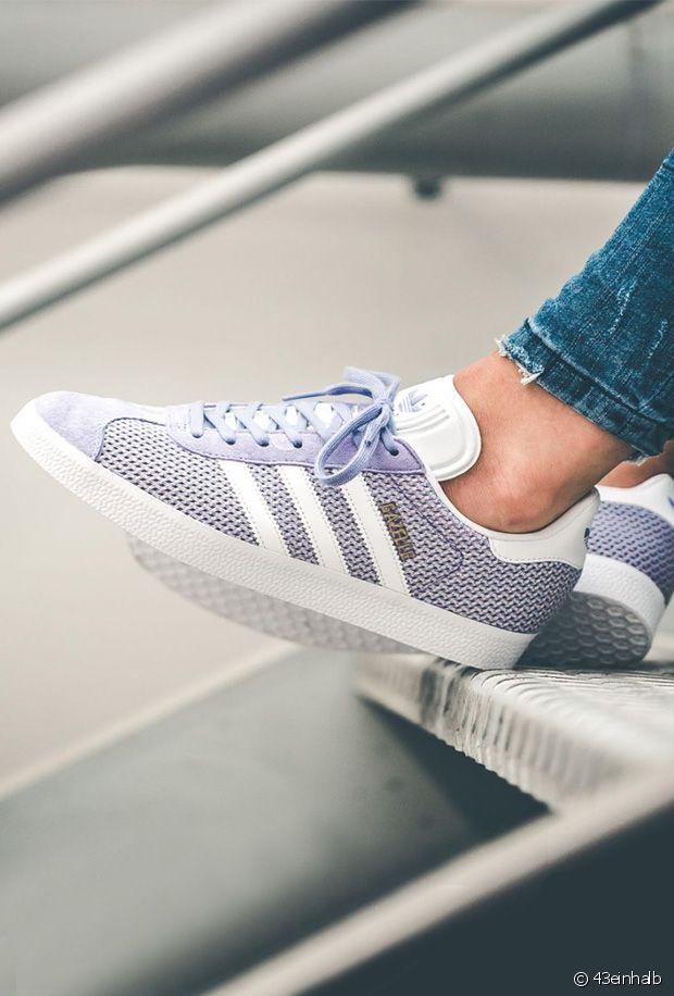 Sélection de Gazlles Adidas qui fleurent bon le printemps
