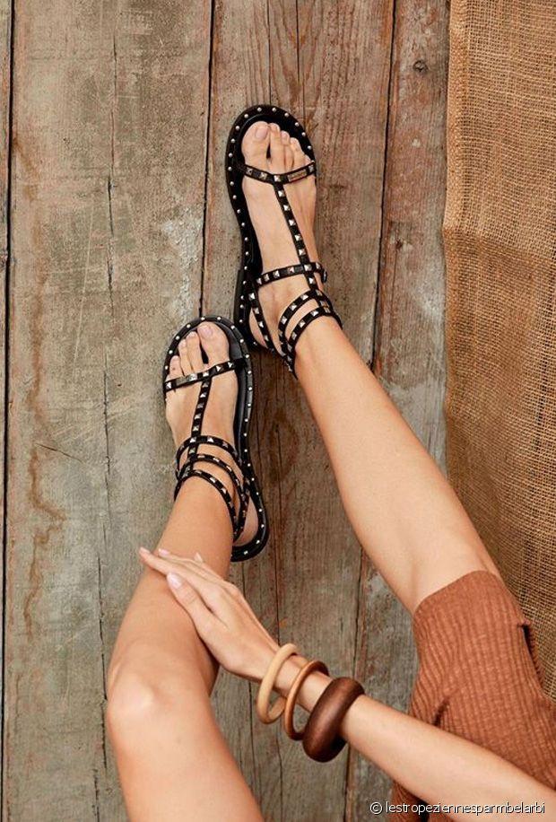Spartiates : sélection de sandales à brides pour l'été 2020