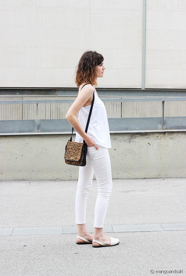 10 paires de sandales blanches canons pour l'été