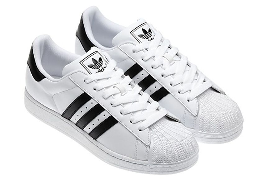 nouvelle paire d'adidas