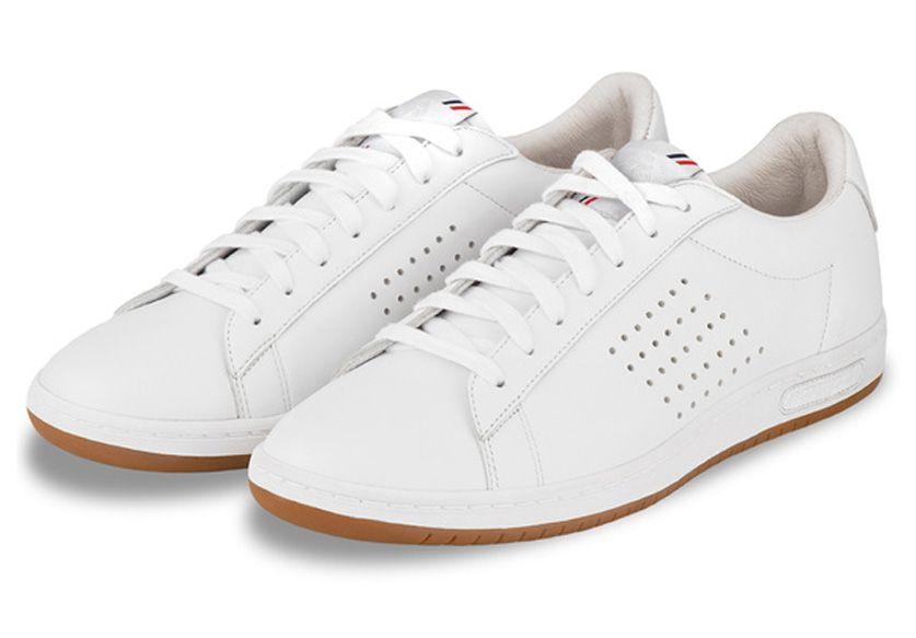 Les sneakers minimalistes du  Coq sportif  (220€)