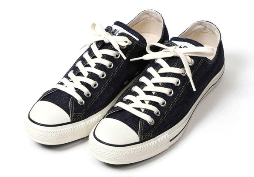 Les baskets basses de  Converse  x Levi's