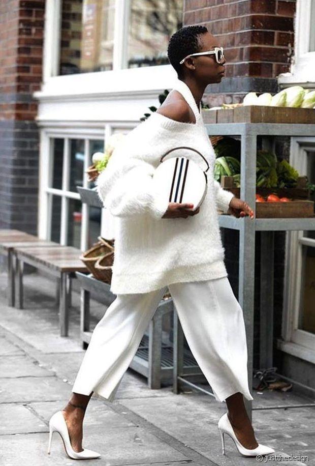 Escarpins  blancs : comment les porter ?