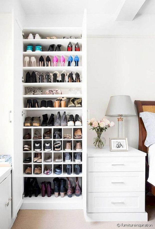 Comment ranger ses paires de chaussures avec style ?