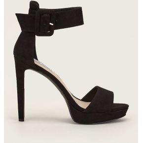 Sandales à talons coco noir - steve...