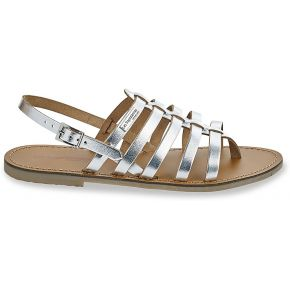 Sandales cuir entre-doigts herilo feminin...