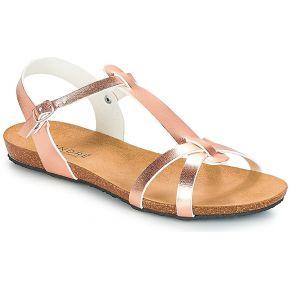 Sandales et nu-pieds diane rose andré