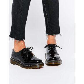 Femme dr martens - 1461 - chaussures plates...