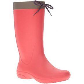 Crocs fsailrainbootw, bottes de pluie femme,...