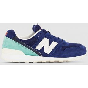 Baskets wr996jh feminin bleu new balance