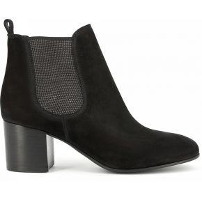 Boots anaphore femme noir