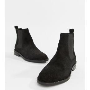 Femme asos design - aura - bottines chelsea en...