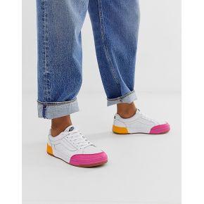 Femme vans - highland - baskets color block -...