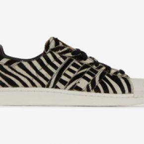Superstar zebre adidas originals blanc/noir 38...