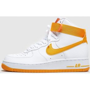 nike air force 1 montante orange