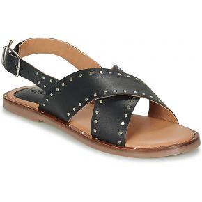 Sandales et nu-pieds kicla noir kickers