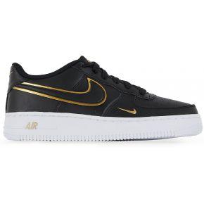 Air force 1 low shoewlery noir/or