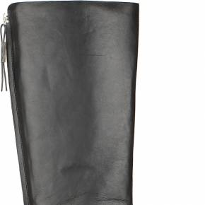 Bottes noires cuir maria - see by chloé