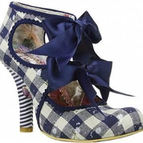 Irregular choice heel the world, escarpins...