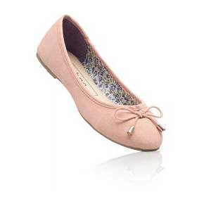 Les ballerines rose chaussures & accessoires -...