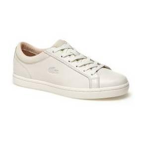 Sneakers basses straightset en cuir premium et...