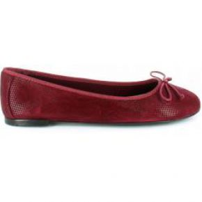 Ballerines alicia bordeaux brillant