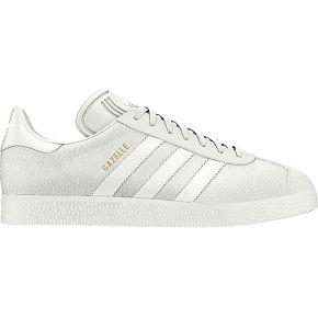 Baskets gazelle. adidas blanc