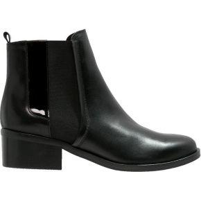 Kiomi boots à talons nero