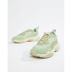 Femme puma - thunder desert - baskets - vert -...