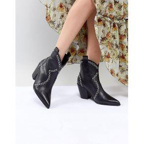 Femme jeffrey campbell - bottines western...