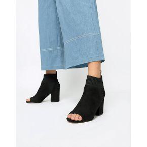 Femme river island - bottes chaussettes à...