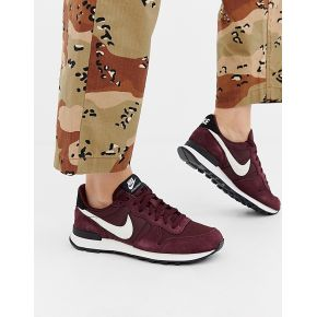 Femme nike - internationalist - baskets en daim...