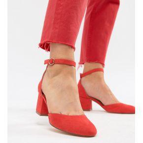 Femme london rebel - chaussures larges à talons...