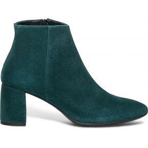 Boots vert en cuir velours vert eram