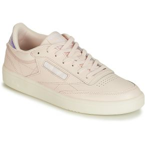 Baskets basses rose reebok classic