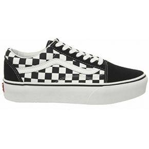Vans old skool platform chaussures checkerboard