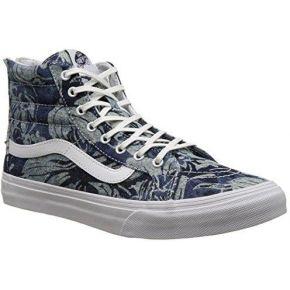 Vans sk8-hi slim zip, sneakers hautes mixte...