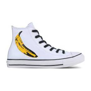Andy warhol x converse chaussures femme...
