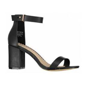 Sandales liv pieces noir