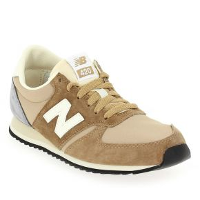 Baskets basses new balance u420 vintage en cuir...
