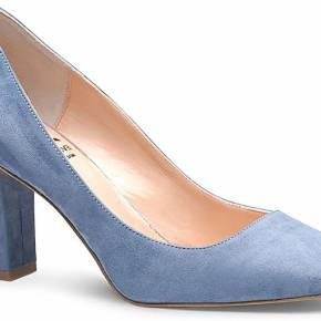 Escarpins femme. evita shoes bleu